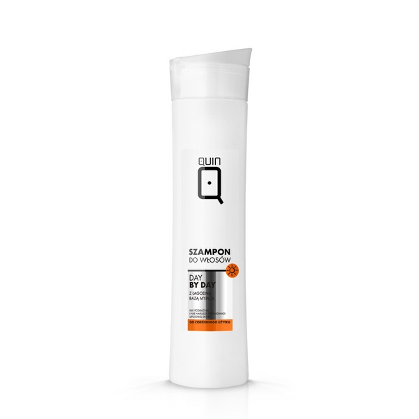 Quin DAY BY DAY shampoo 500ml