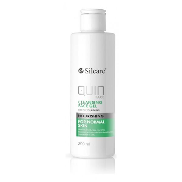 Quin Face Nourishing Facial Cleansing Gel 200ml