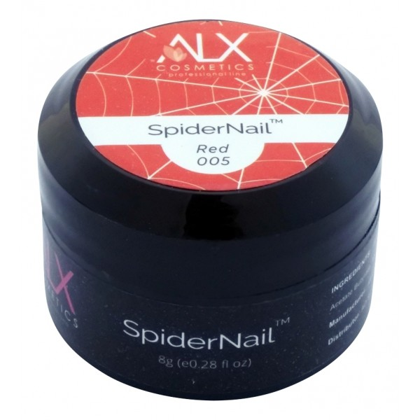 ALX SpiderNail #005 - Red