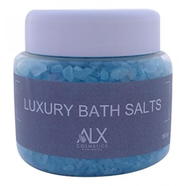 ALX Luxury Bath Salts Coconut  (Small 350 gr.)