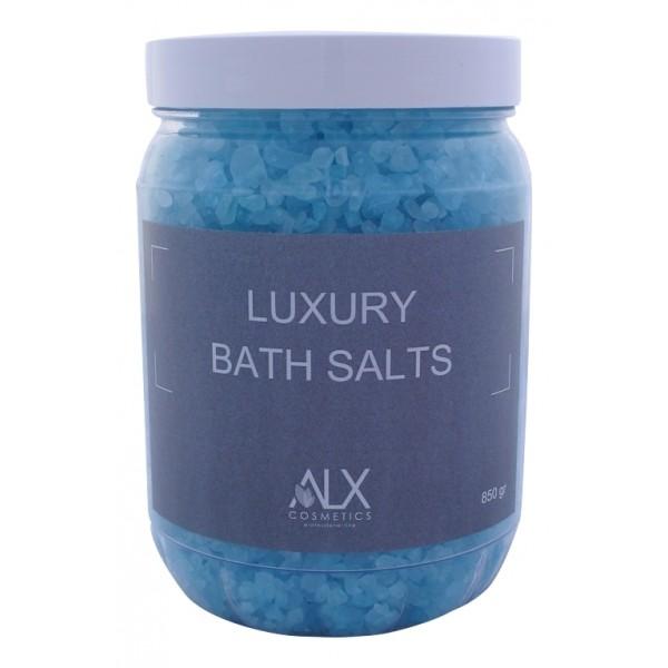 ALX Luxury Bath Salts Sandalwood  (Big 850 gr.)