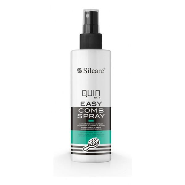 QUIN Hair Spray Easy Comb