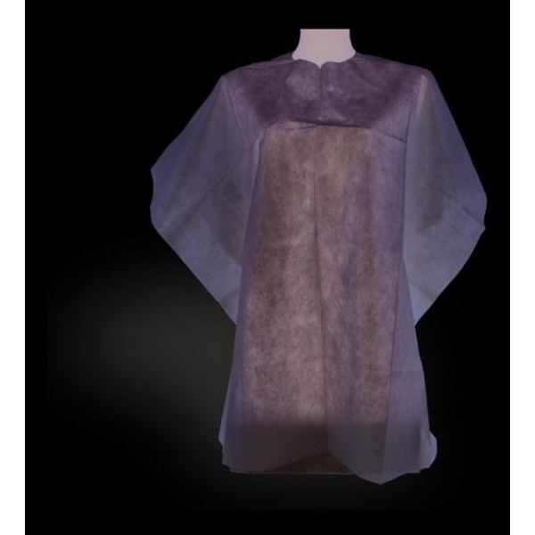 Capes Non Woven For One Use 10pcs