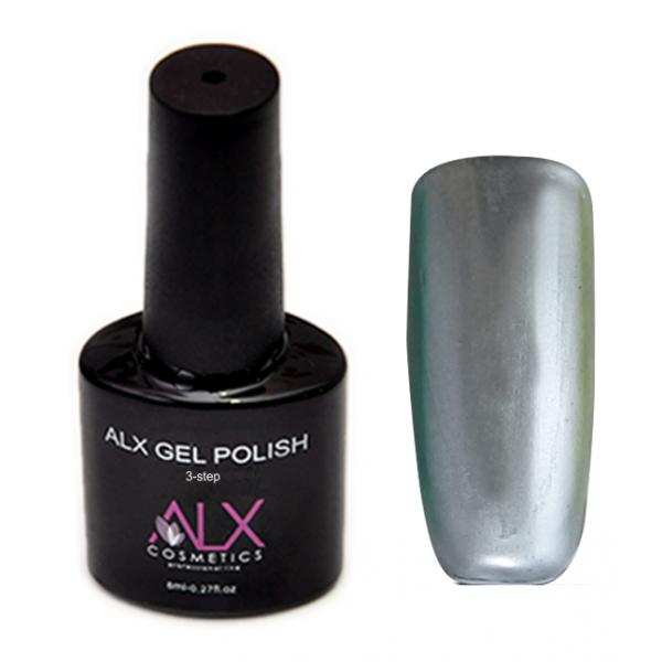 ALX 3-Step No 312 - Metallic Effect (Ημιμόνιμο Βερνίκι)
