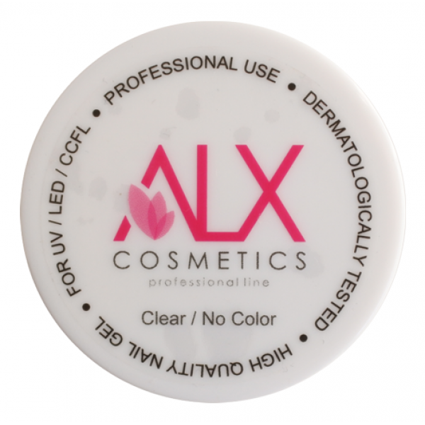 ALX Builder Gel (One Phase - Clear)  (Medium Viscosity)
