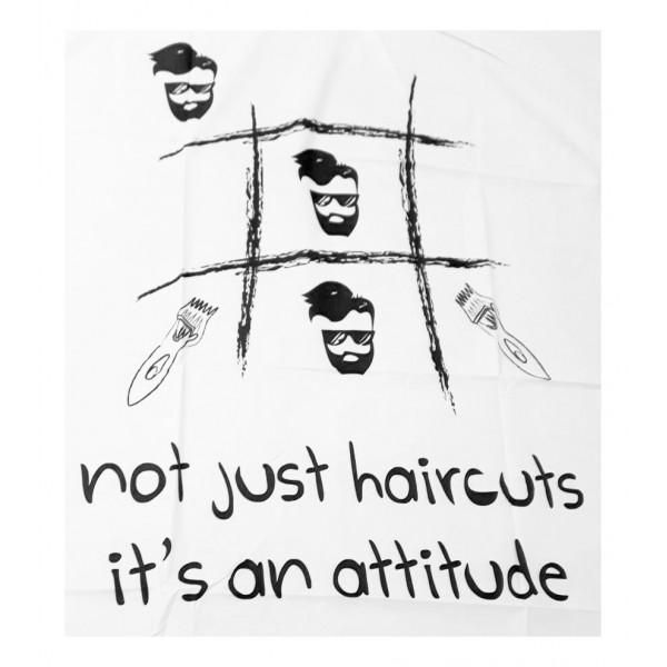 Cape of haircut